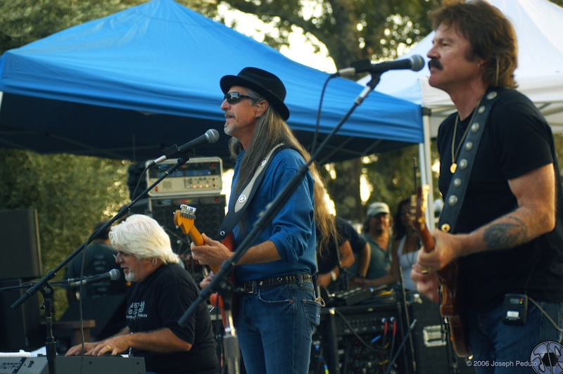 The Doobie Brothers with Michael McDonald at B.R. Cohn Festival